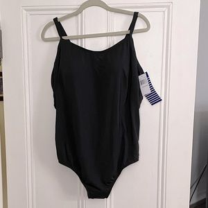 BEACH COUTURE black swimsuit